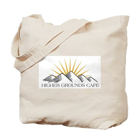 Higher Grounds Tote Bag