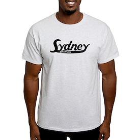 Sydney Australia Vintage Logo T-Shirt