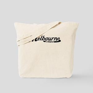 Melbourne Australia Vintage Logo Tote Bag