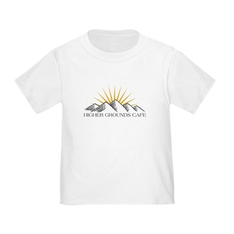 Higher Grounds Toddler T-Shirt