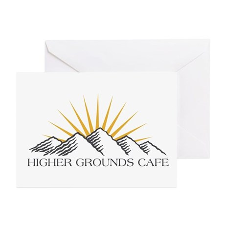 Higher Grounds Greeting Cards (Pk of 20)