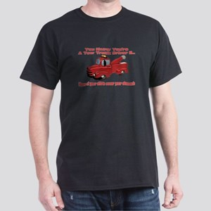 Tow Truck Tshirts and Gifts Dark T-Shirt