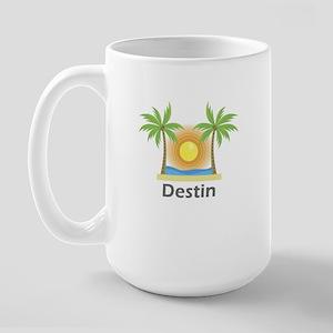 Destin Large Mug