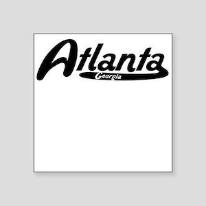 Atlanta Georgia Vintage Logo Sticker