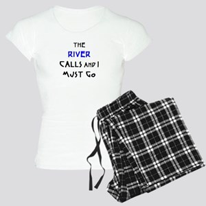 river calls Women's Light Pajamas