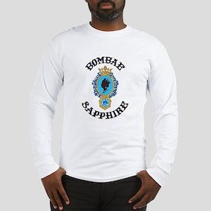 Bombae Sapphire Long Sleeve T-Shirt