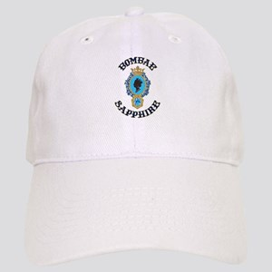 Bombae Sapphire Cap