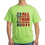 Guns Green T-Shirt