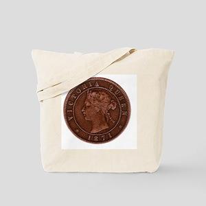 Queen Victoria 1871 Tote Bag