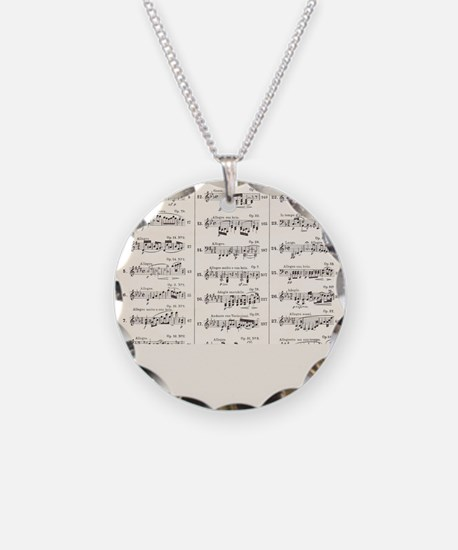Musical Styles Necklace