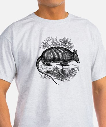 Unique Armadillo T-Shirt