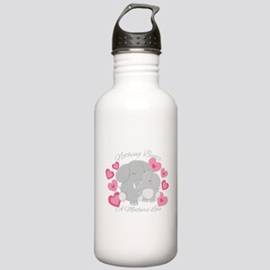 Elephant Love Water Bottle