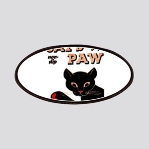 Vintage Cat's Paw Rubber Heels Patch