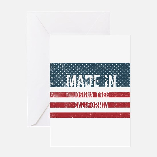 Made in Joshua Tree, California Greeting Cards
