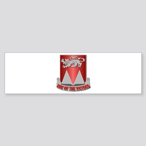 26th Engineer Bn - Way of the Vic Sticker (Bumper)