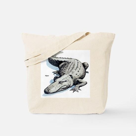 Alligator Gator Tote Bag