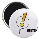 EinStein Logo Magnets
