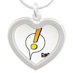 EinStein Logo Necklaces