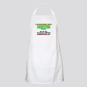 All Around Ass BBQ Apron