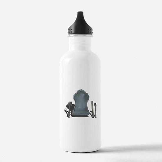 Eating disorders Water Bottle