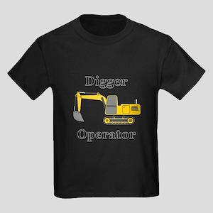 Digger Operator T-Shirt