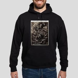 Graceful Ferns Hoodie (dark)