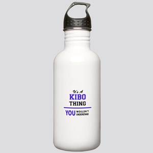 It's KIBO thing, you w Stainless Water Bottle 1.0L