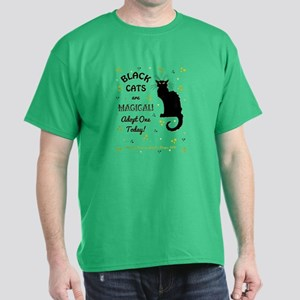 BLACK CATS ARE... T-Shirt