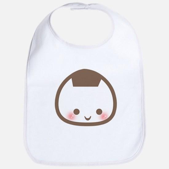 Cute Onigiri Bib