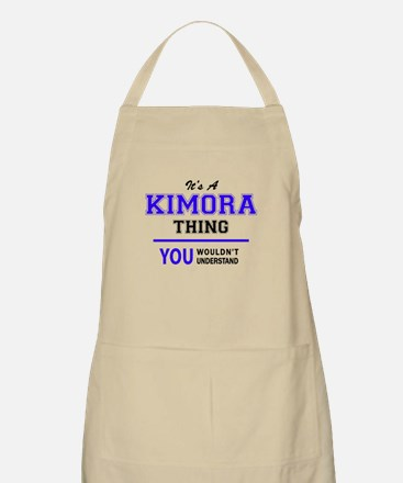 It's KIMORA thing, you wouldn't understand Apron