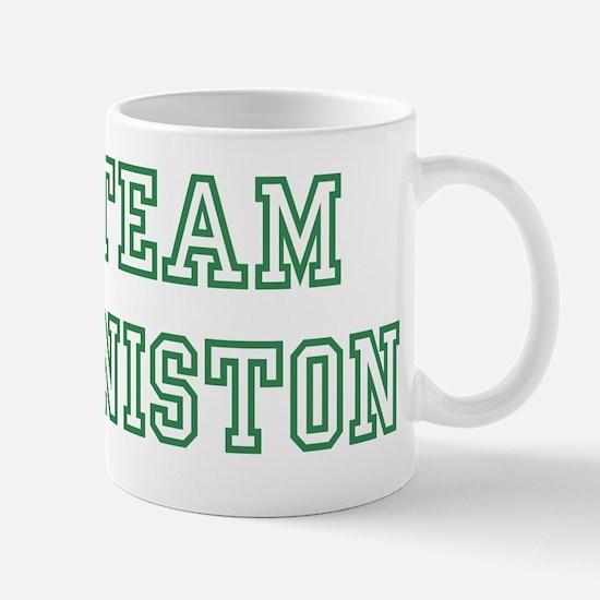 Team ANISTON Mug