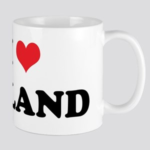 I Heart ROLAND Mug