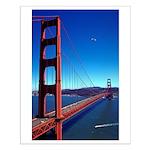 Golden Gate Bridge Small Poster