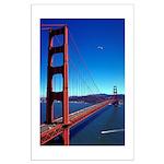 Golden Gate Bridge Large Poster