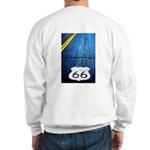 Blue 66 Shield Sweatshirt