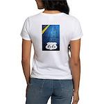 Blue 66 Shield Women's T-Shirt