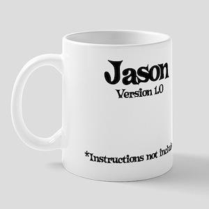 Jason Version 1.0 Mug