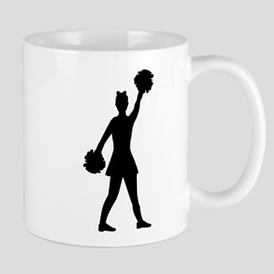 Cheerleading girl Mug