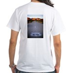 Route 66 Shield White T-Shirt