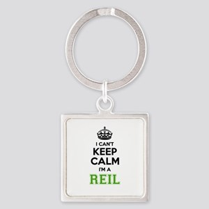 REIL I cant keeep calm Keychains