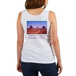 Mittens & Buttes Women's Tank Top