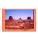 Mittens & Buttes Postcards (Package of 8)