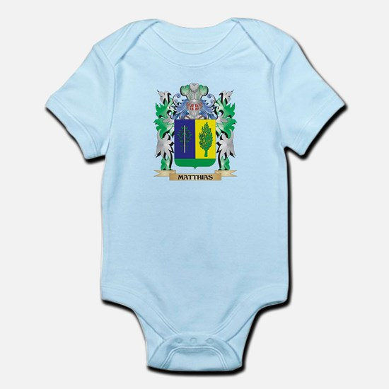 Matthias Coat of Arms - Family Crest Body Suit