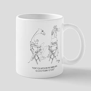 Weight Cartoon 9314 Mug