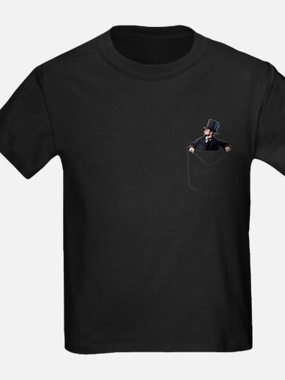 Men's Pocket Abe T-Shirt