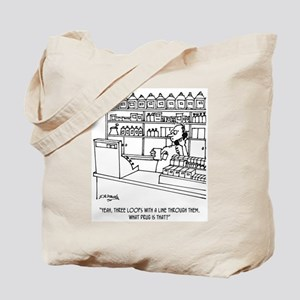 Pharmacist Cartoon 3109 Tote Bag
