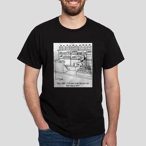 Pharmacist Cartoon 3109 Dark T-Shirt