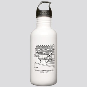 Pharmacist Cartoon 310 Stainless Water Bottle 1.0L