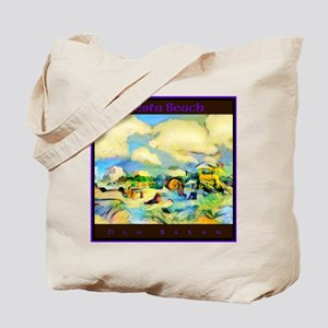 Siesta Beach Tote Bag