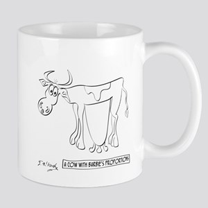 Cow Cartoon 9313 Mug